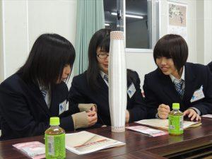 松文産業(株)での様子1
