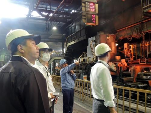 工場見学の様子3